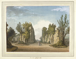 Bayham Abbey f. 14 (no. 24)